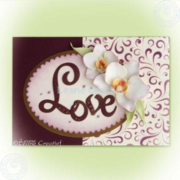 Image de Orchid Multi die & Clearstamp