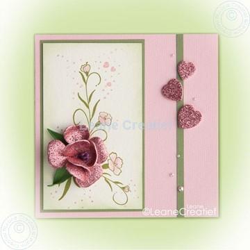 Afbeeldingen van Multi Die Rose 016 & Stamp Swirl