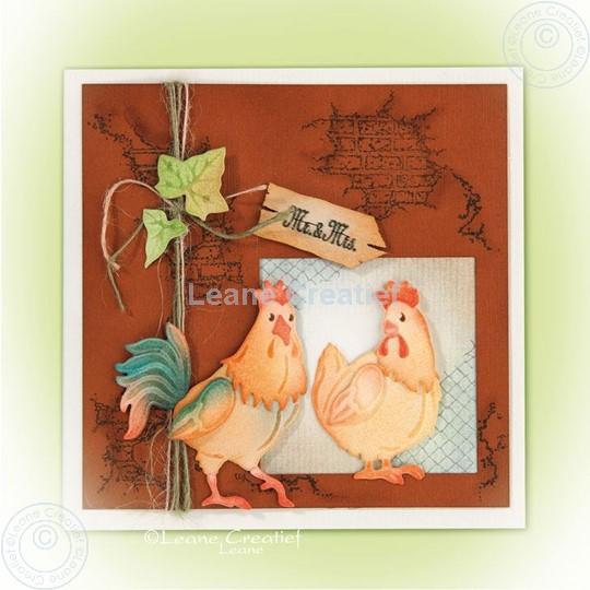 Image sur Rooster & Hen