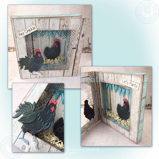 Image sur Lea'bilitie Rooster & hen