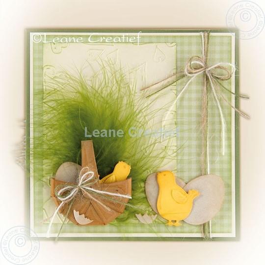 Image sur Young birds & basket