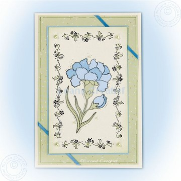 Picture of Doodle stamp Carnation