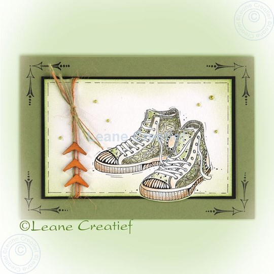 Picture of Doodle Sneakers