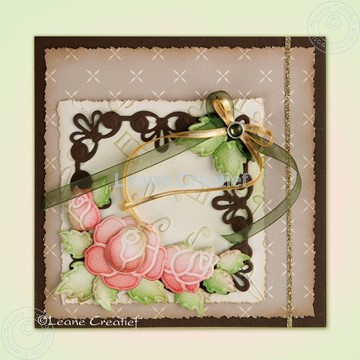 Picture of Frame roses