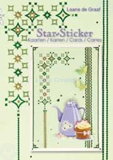 Picture of Star-Sticker cards
