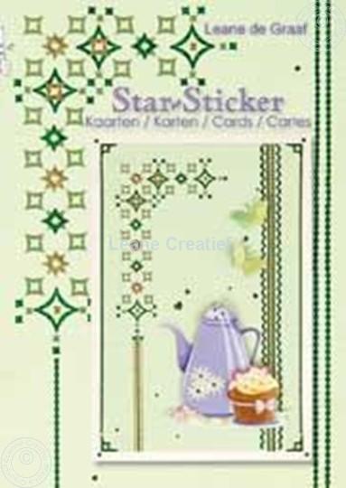Afbeelding van Star-Sticker kaarten