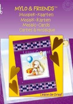Afbeeldingen van Mylo & Friends® mozaïekkaarten
