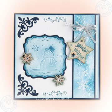 Picture of Embossing folder frames
