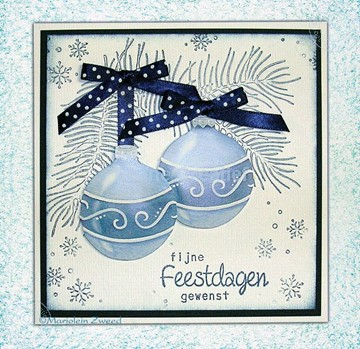 Picture of Embossing folder Branche
