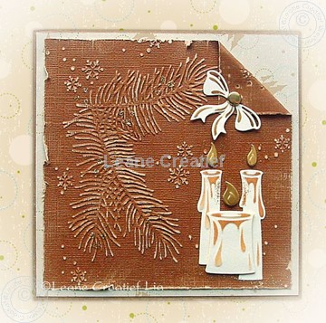 Bild von Embossing folders technique