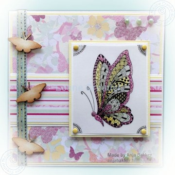 Picture of Doodle Butterfly