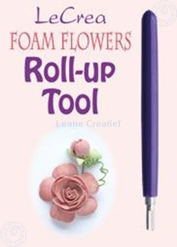 Picture of Foam Flowers Roll-up tool