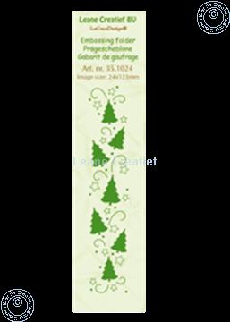 Image de Border Christmas trees