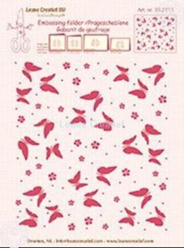 Afbeeldingen van Background Butterflies