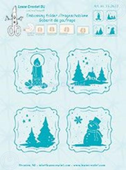 Bild von Background Frames winter