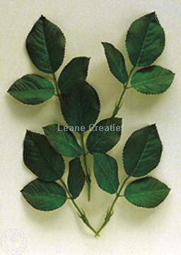"Image de LeCreaDesign® Paquets de feuilles """" Feuille roses"""