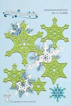 Afbeeldingen van Combi Die: Snow crystal
