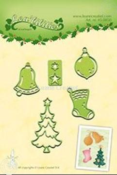 Bild von Christmas ornaments