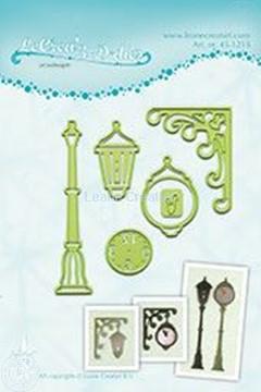 Bild von Clock & Lantern