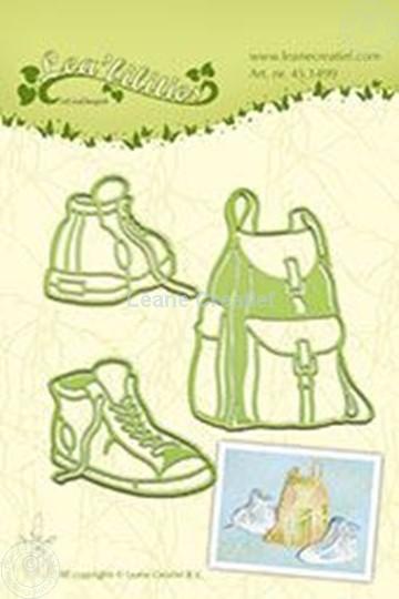 Bild von Sneakers & back-pack