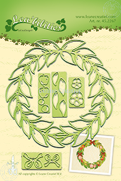 Afbeeldingen van Wreath all seasons