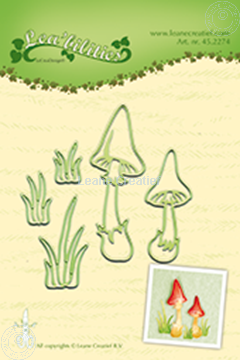 Afbeeldingen van Mushrooms