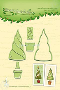 Afbeeldingen van 45.2335 Paper patch Tree 2