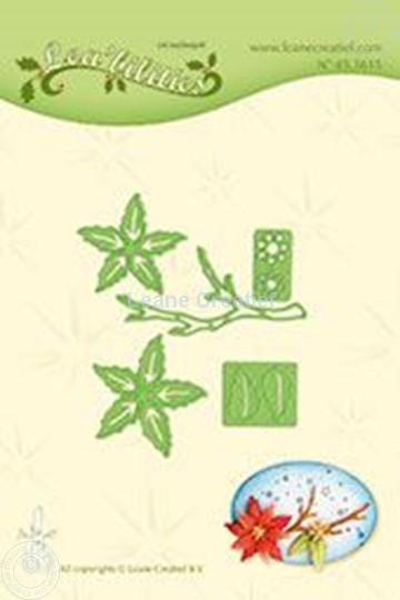 Bild von Lea'bilitie Ponsettia small & branche