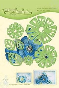 Image de Lea'bilitie Multi die Flower 014 Fantasy flower