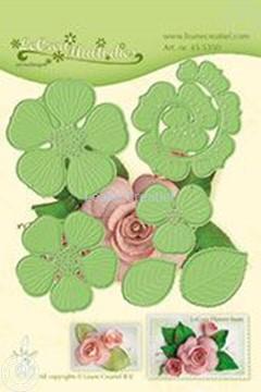 Image de Lea'bilitie Multi die Flower 016 Rose