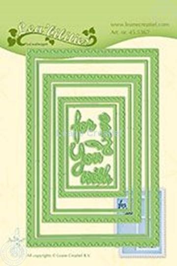 Bild von Lea'bilitie Postage stamp frames