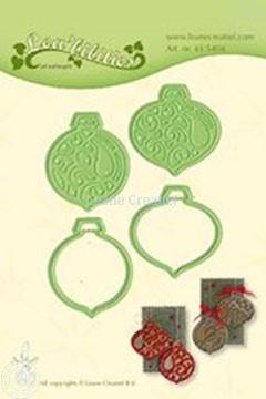 Afbeeldingen van Lea'bilitie Christmas ornaments
