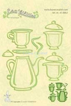 Afbeeldingen van Lea'bilities Tea set