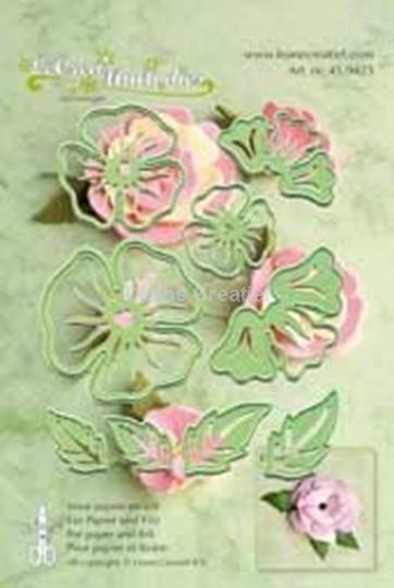 Image sur Multi die flower 005