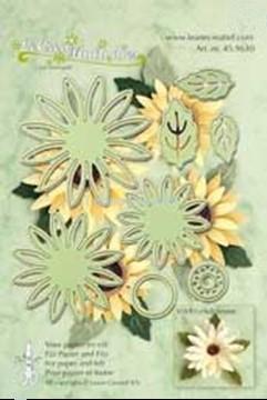 Picture of Multi die flower 006
