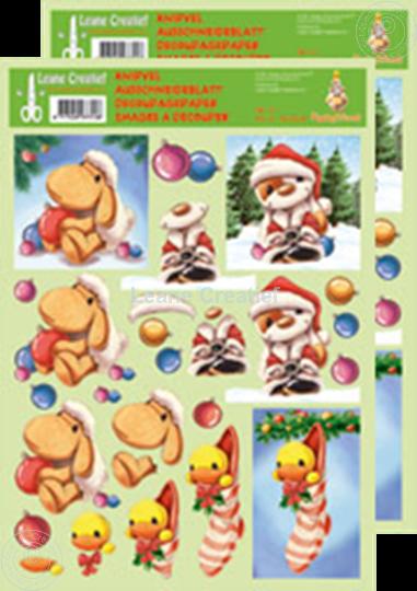Afbeelding van Knipvel Mylo & Friends® Kerst #19
