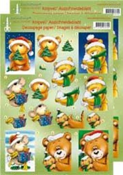 Picture of Christmasbears large