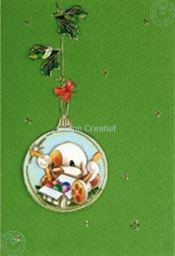 Bild von Mylo & Friends® Weihnachten 3D Karten Packung