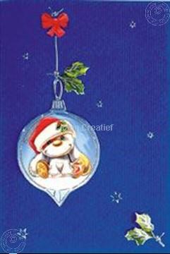 Afbeeldingen van Mylo & Friends® kerst 3D kaarten pakket