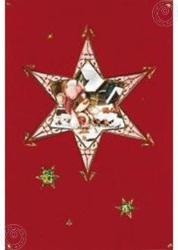 Afbeeldingen van Mylo & Friends® sticker kerst kaarten kit ster #4
