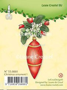 Picture of Christmas ornament 1