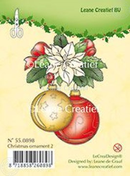 Picture of Christmas ornament 2