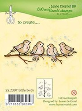 Image de Combistamp Little birds