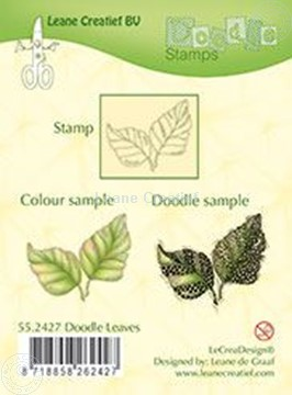 Image de Doodle Leaves