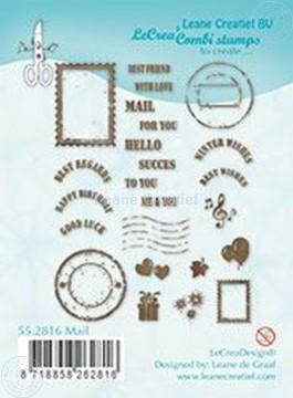 Afbeeldingen van Combi stamp Mail