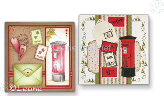 Bild von Combi stamp Mail