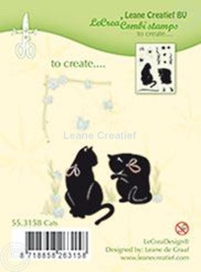 Bild von Combi stamp Cats