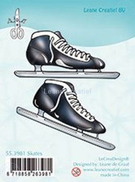 Picture of Clear stamp Skates