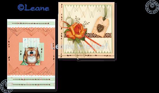 Image sur Sticker de lignes mirror copper