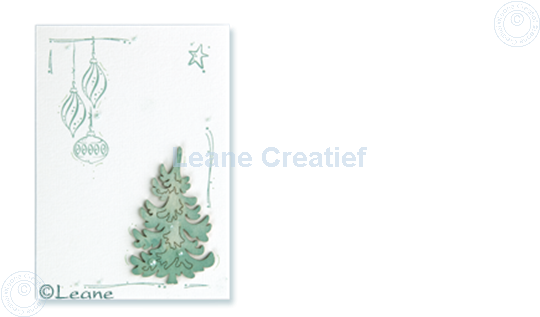 Bild von Woodshapes Christmas trees